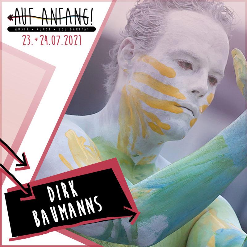 Performance von Dirk Baumanns zum Leben des NS-Widerstandskämpfers Paul Schneider