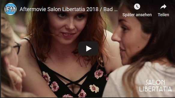 Aftermovie Salon Libertatia 2018