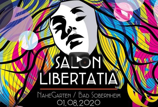 Festivalteaser Salon Libertatia 2020